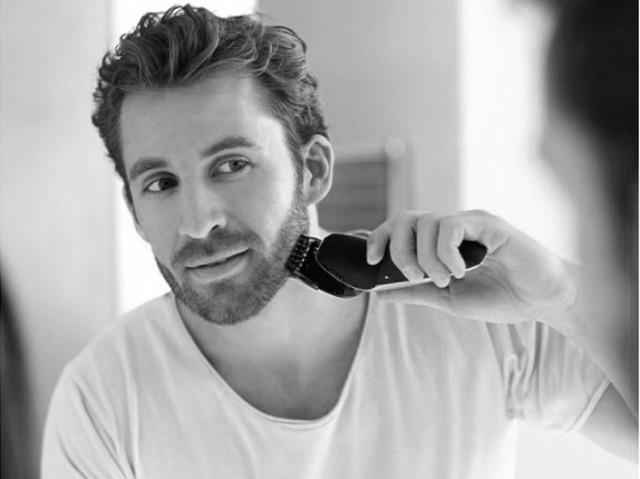Правильный уход за бородой: фото