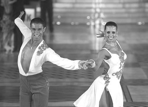 Прически для бальных танцев: фото