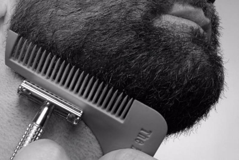 Как стричь бороду фото